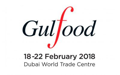 CASTY AT GULFOOD 2018