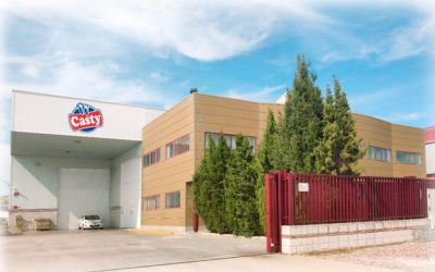 CASTY EXPANDS ITS STORAGE CAPACITY