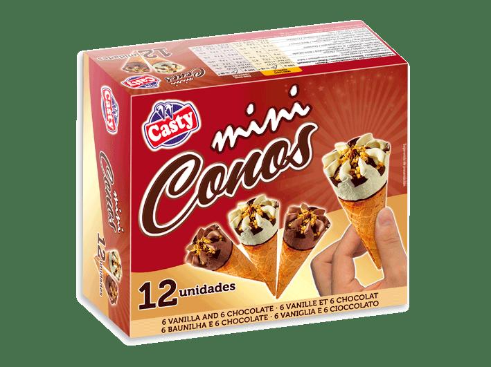 mini-conos